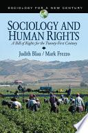 Sociology and Human Rights