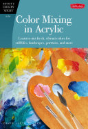 Color Mixing in Acrylic