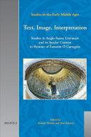 Text, Image, Interpretation