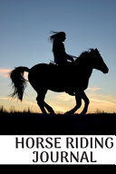 Horse Riding Journal