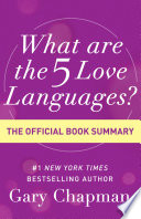 What Are the 5 Love Languages  Book PDF