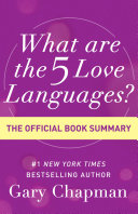 Pdf What Are the 5 Love Languages?