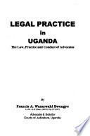 Legal Practice in Uganda