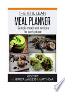 The Fit   Lean Meal Planner