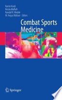 Combat Sports Medicine Book