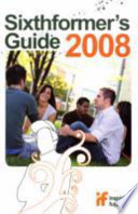 Sixthformers Guide 08 09