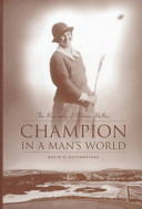 Champion in a Man's World