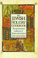 The Jewish Holiday Cookbook