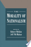 The Morality of Nationalism