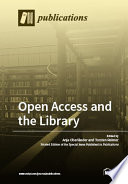 Open Access And The Library Book PDF