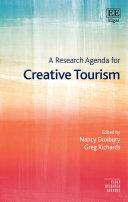 A Research Agenda for Creative Tourism