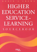 Higher Education Service learning Sourcebook