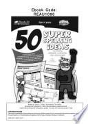 50 Super Spelling Ideas