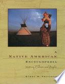A Native American Encyclopedia