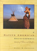 A Native American Encyclopedia