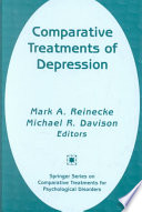 Depression  : A Practitioner's Guide to Comparative Treatments