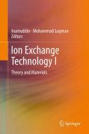 Ion Exchange Technology I