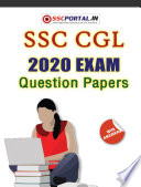 SSC CGL  Tier 1  Exam 2020 Solved Question Papers