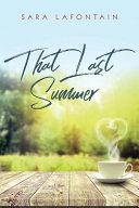 That Last Summer
