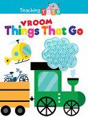 Vroom Things That Go Book PDF