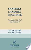 Sanitary Landfill Leachate Book PDF