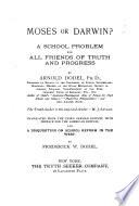 Moses Or Darwin