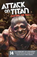 Attack on Titan  Before the Fall 14 Book