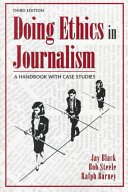 Doing Ethics in Journalism Book PDF