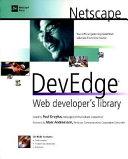 Netscape DevEdge Web developer's library