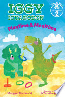 Playtime   Mealtime  Iggy Iguanadon  Time to Read  Level 2