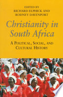 Christianity In South Africa Book