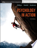 """Psychology in Action"" by Karen Huffman, Katherine Dowdell, Catherine A. Sanderson"