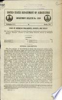 Food of American Phalaropes, Avocets, and Stilts