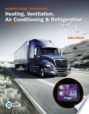 Modern Diesel Technology Heating Ventilation Air Conditioning Refrigeration