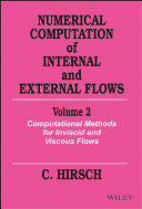 Numerical Computation of Internal and External Flows Book