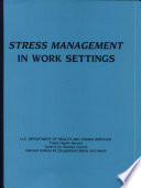 Stress Management in Work Settings