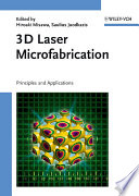 3D Laser Microfabrication Book