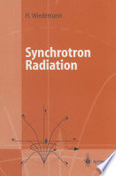 Synchrotron Radiation Book