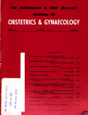 The Australian   New Zealand Journal of Obstetrics   Gynaecology