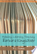 Reading Learning Teaching Barbara Kingsolver