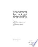 Educational Technology in Engineering