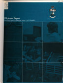 Annual Report of the Chief Medical Officer to the Minister of Health, New Brunswick, for the Year Ending October 31 ...