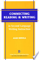 Connecting Reading   Writing In Second Language Writing Instruction