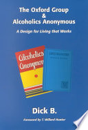 The Oxford Group   Alcoholics Anonymous Book