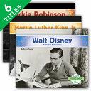 History Maker Biographies