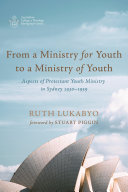 From a Ministry for Youth to a Ministry of Youth Pdf/ePub eBook