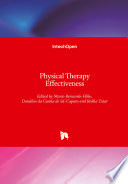 Physical Therapy Effectiveness Book PDF