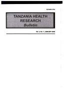 Tanzania Health Research Bulletin