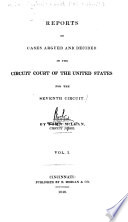 Reports Of Cases Argued And Decided In The Circuit Court Book PDF