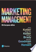 """Marketing Management"" by Philip T. Kotler, Kevin Lane Keller, Mairead Brady, Malcolm Goodman, Torben Hansen"